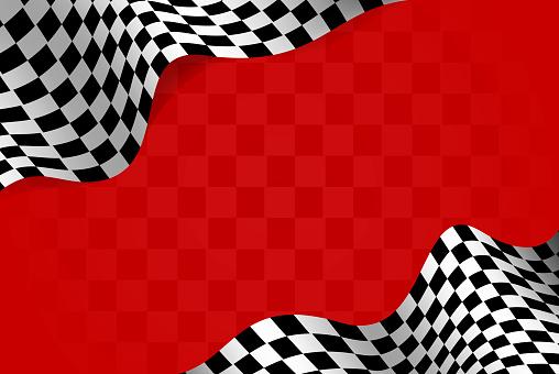 racing flag borders