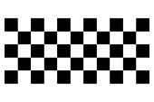 istock Racing flag. Race flag vector icon. Finishing flag. Vector design illustration 1210372786