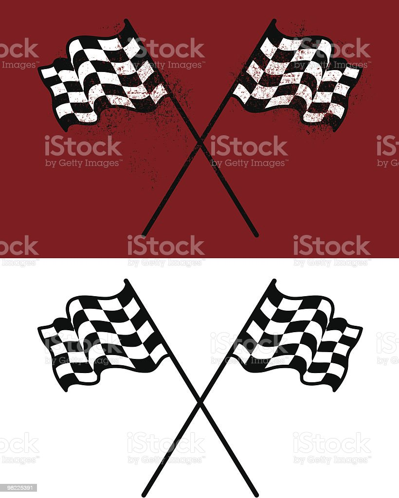 Racing Flags royalty-free racing flags stock vector art & more images of auto racing