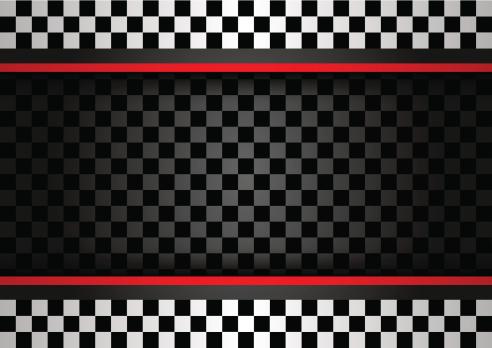 Racing horizontal backdrop