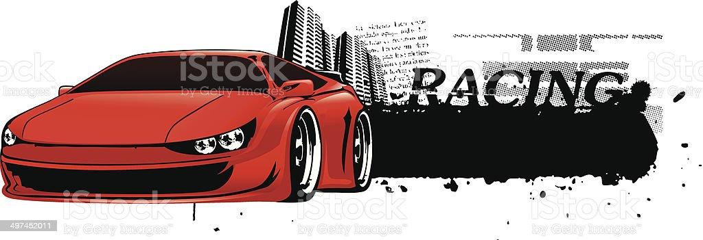 racing scene