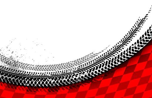racing treads