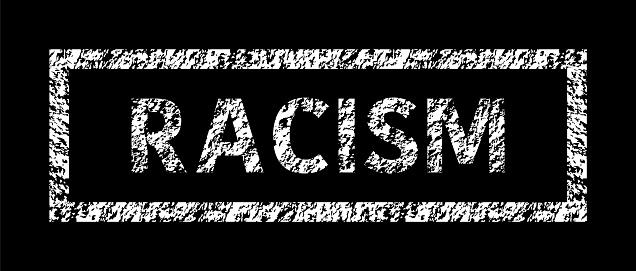 Racism Stamp