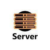 Rackmount server icon