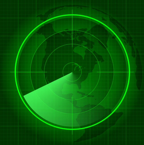 Radar – Vektorgrafik