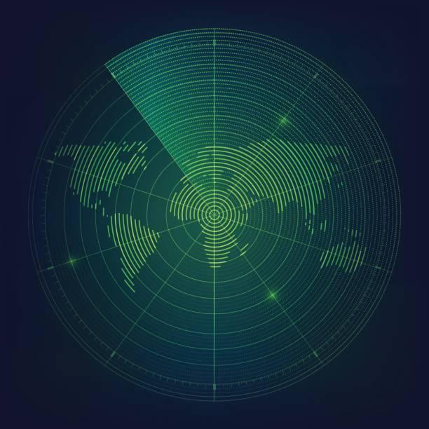 radar - radar stock illustrations