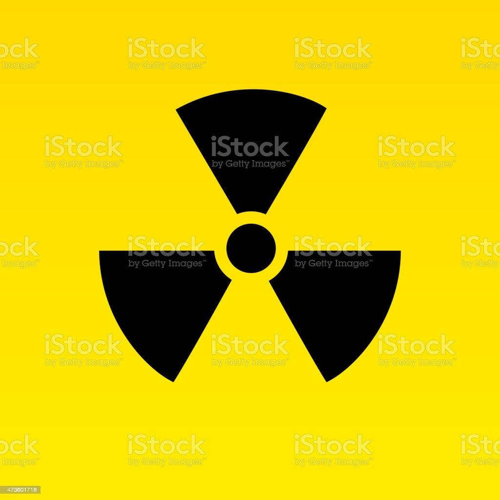 Radiation Hazard Symbol Vector Stock Vector Art More Images Of
