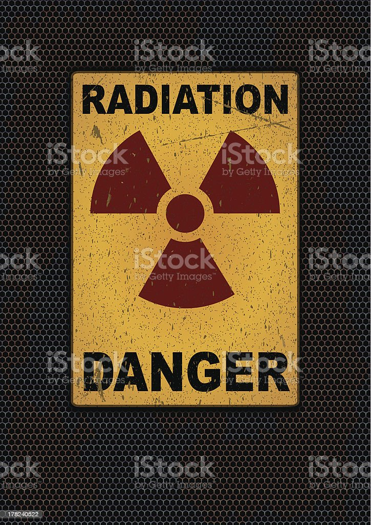 Radiation sign grunge background royalty-free radiation sign grunge background stock vector art & more images of abstract