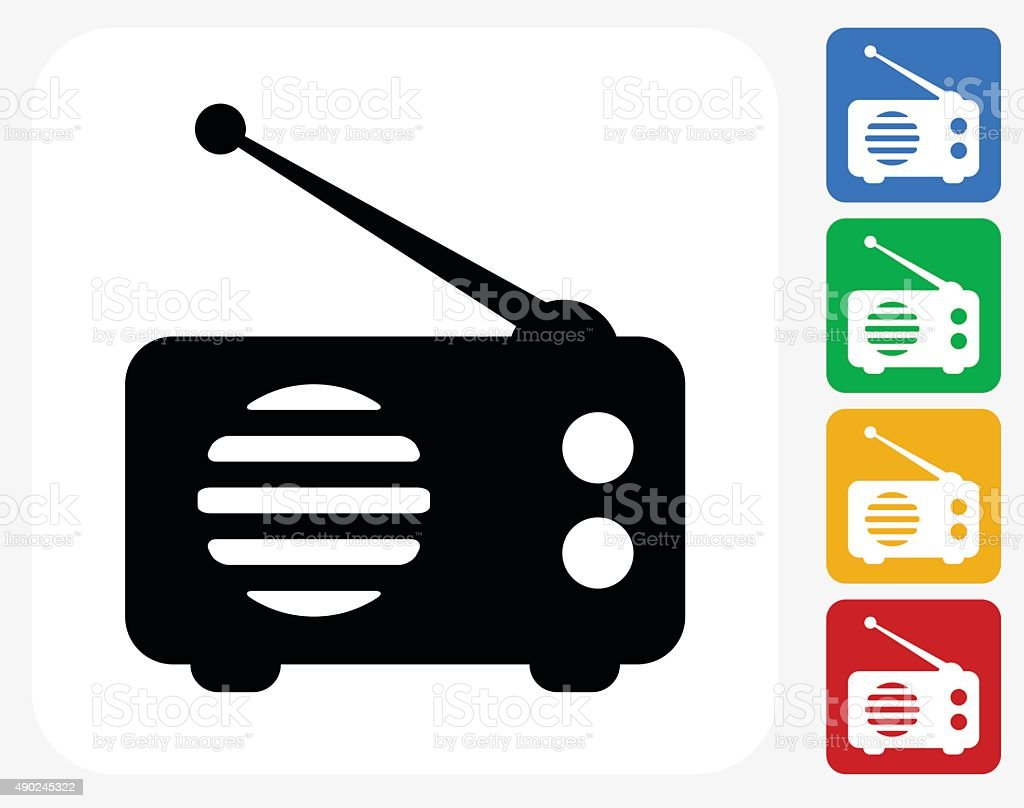royalty free radio clip art vector images illustrations istock rh istockphoto com clip art radiator clip art audio files