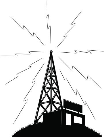 radio station graphic