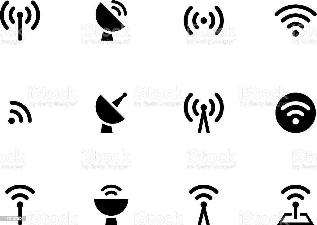 Radio Tower icons