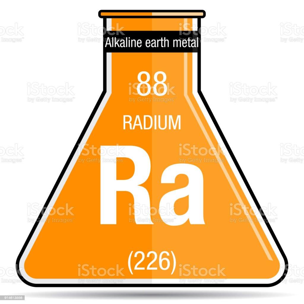 Smbolo de radio en matraz qumica elemento nmero 88 de la tabla smbolo de radio en matraz qumica elemento nmero 88 de la tabla peridica de los urtaz Images