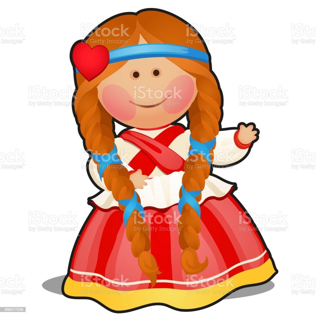 Vestidos punto ruso nina