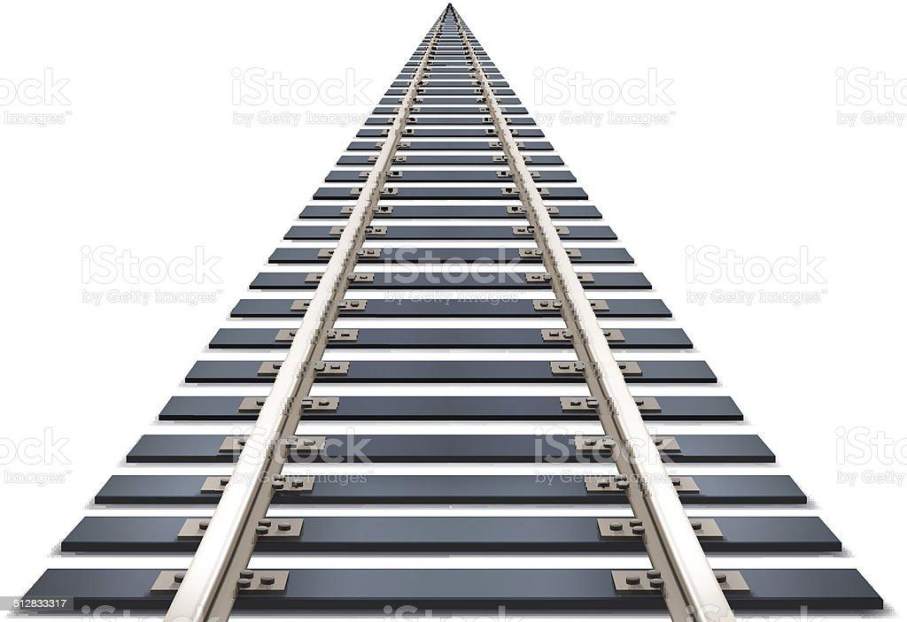Railroad – Vektorgrafik