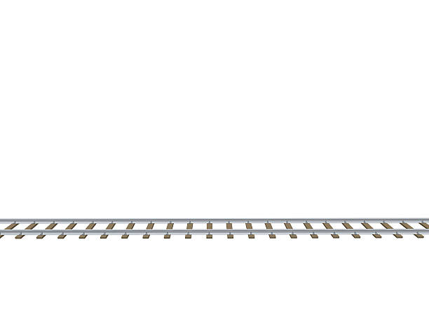 Best Railroad Track Illustrations, Royalty-Free Vector