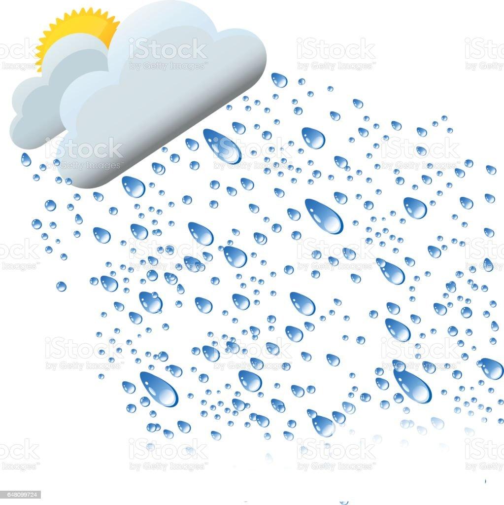 雨背景テクスチャ のイラスト素材 648099724 | istock