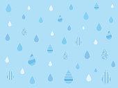 雨 background1