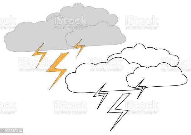 En Iyi 50 Yağmur Bulutu Boyama Yazdırılabilir Boyama Sayfaları