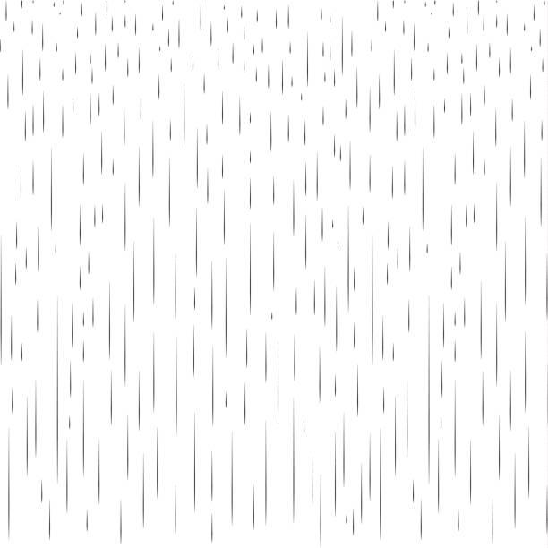 雨パターン - 雨点のイラスト素材/クリップアート素材/マンガ素材/アイコン素材