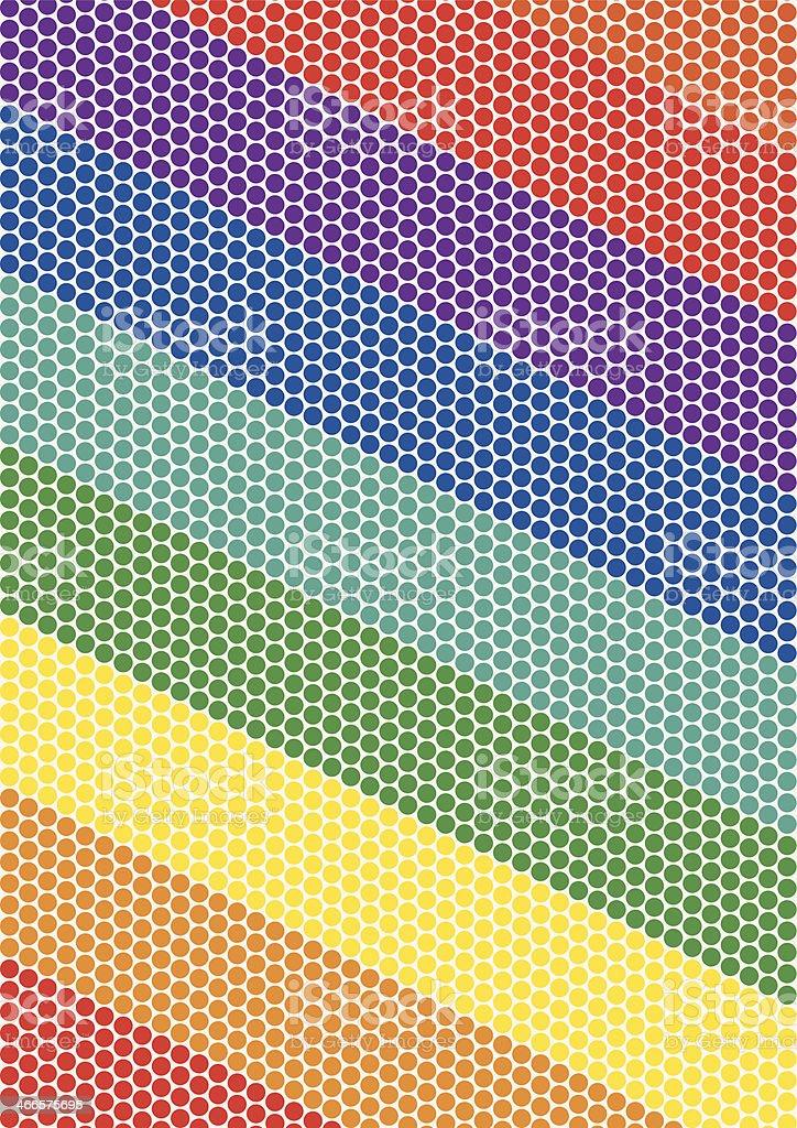 Rainbow background royalty-free stock vector art