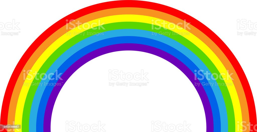 royalty free clip art of rainbow bridge clip art vector images rh istockphoto com
