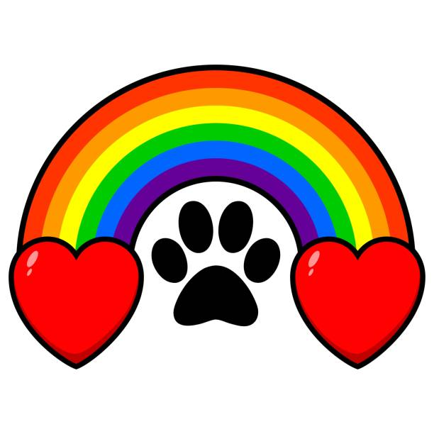 Royalty Free Dog Heaven Clip Art, Vector Images ...