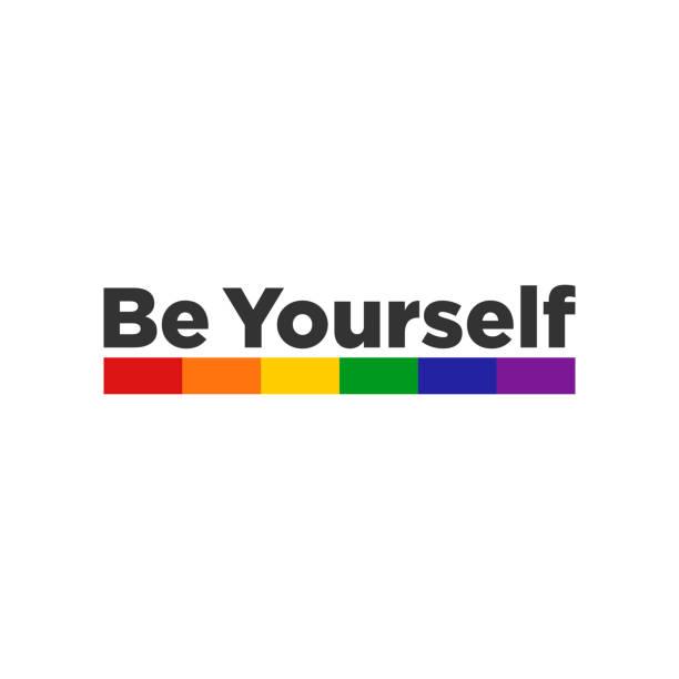 Rainbow Card Colored LGBT Pride Design Element Rainbow Card Colored LGBT Pride Lesbian Gay Bisexual and Transgender Design Element pride stock illustrations