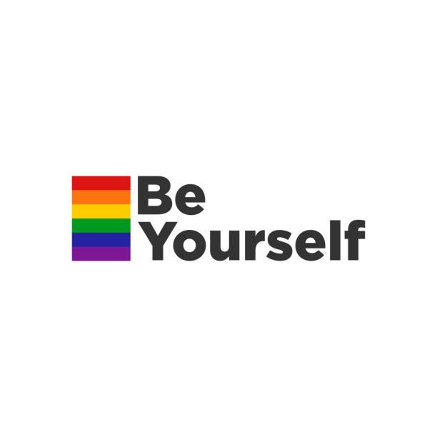 ilustrações, clipart, desenhos animados e ícones de elemento colorido do projeto do orgulho do cartão do arco-íris lgbt - lgbt