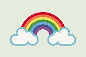 istock Rainbow for hope and wish 1219317736