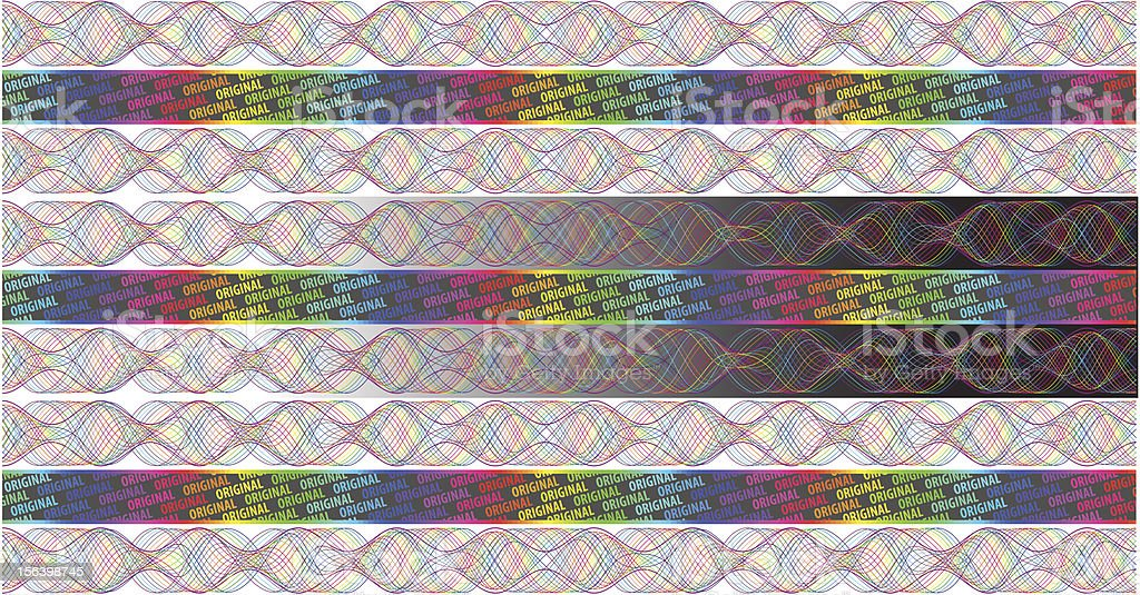 Rainbow Hologram royalty-free rainbow hologram stock vector art & more images of backgrounds
