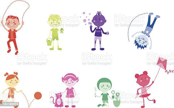 Rainbow kids in action vector id134183824?b=1&k=6&m=134183824&s=612x612&h=gotvkmnahumynpb xb0ftpmcyzodrt9tvzub3bjbpzk=