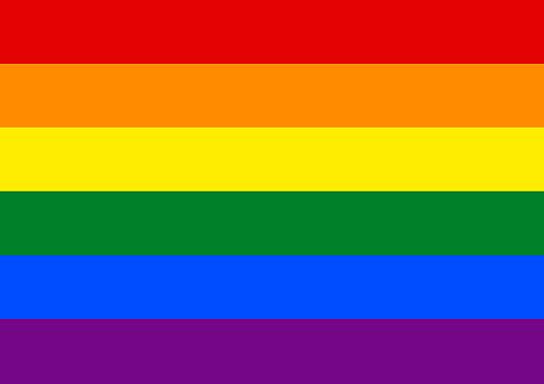 Rainbow Pride Flag LGBT Movement