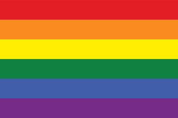 ilustrações, clipart, desenhos animados e ícones de arco-íris pride bandeira lgbt movimento - lgbt