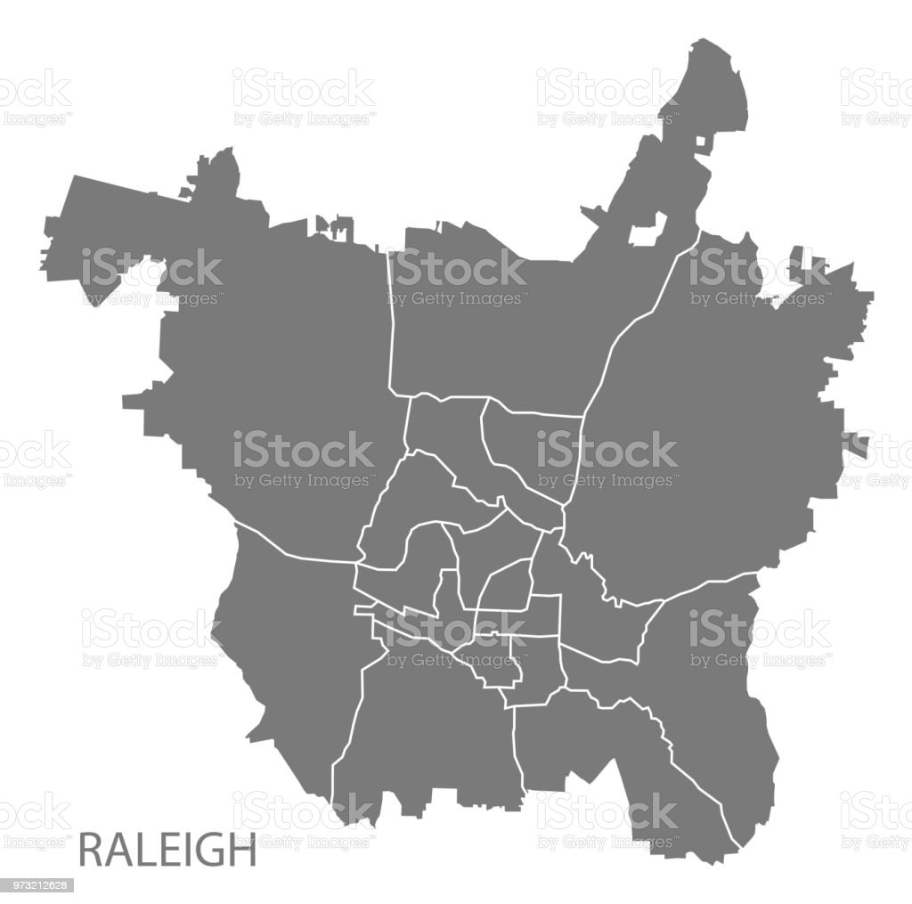 Raleigh North Carolina City Map With Neighborhoods Grey ... on new orleans la on us map, tulsa ok on us map, portsmouth nh on us map, cincinnati oh on us map, rock hill sc on us map, san francisco ca on us map, charleston wv on us map, tucson az on us map, palatine il on us map, oakland ca on us map, scottsdale az on us map, lexington ky on us map, las vegas nv on us map, kansas city mo on us map, oklahoma city ok on us map, rapid city sd on us map, san antonio tx on us map, harrisburg pa on us map, rutland vt on us map, detroit mi on us map,