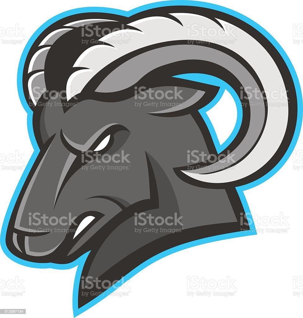 Pamięci RAM maskotka Logo – artystyczna grafika wektorowa