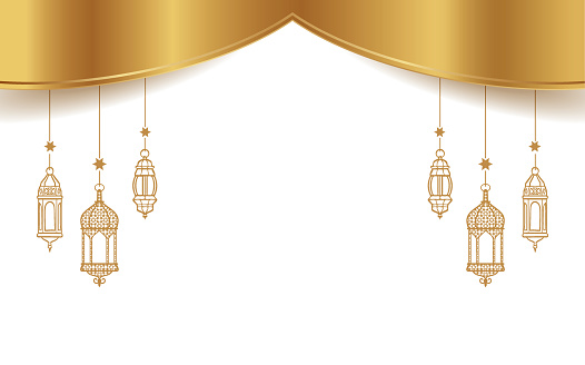 Ramadan Celebration Background