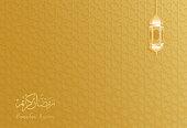 ramadan gold backgrounds vector,Ramadan kareem with arabic pattern background