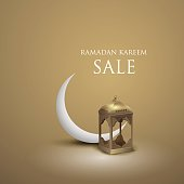 Ramadan design background. File come with layers. Editable.