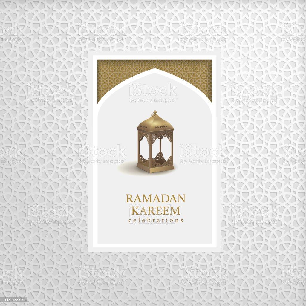Ramadan graphic & design vector art illustration