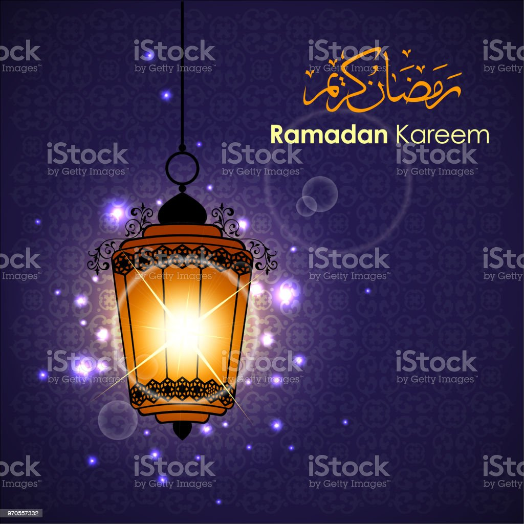 Ramadan greetings in arabic script stock vector art more images of ramadan greetings in arabic script royalty free ramadan greetings in arabic script stock vector m4hsunfo