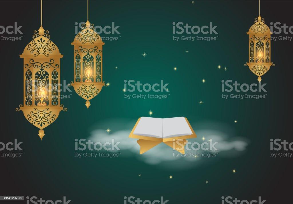 Ramadan Kareem background. Golden Lantern Arabic style royalty-free ramadan kareem background golden lantern arabic style stock vector art & more images of arab culture