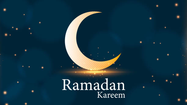 Ramadan Kareem Greetings for Ramadan background Ramadan Kareem Greetings for Ramadan background ramadan stock illustrations