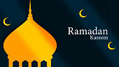 Ramadan Kareem Greetings for Ramadan background