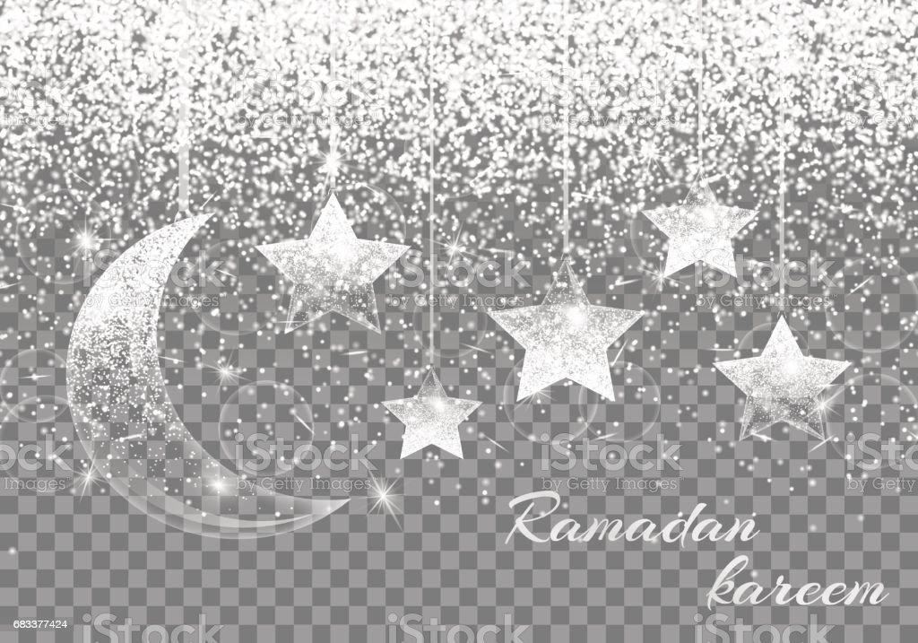 Ramadan kareem islamic pattern vector art illustration