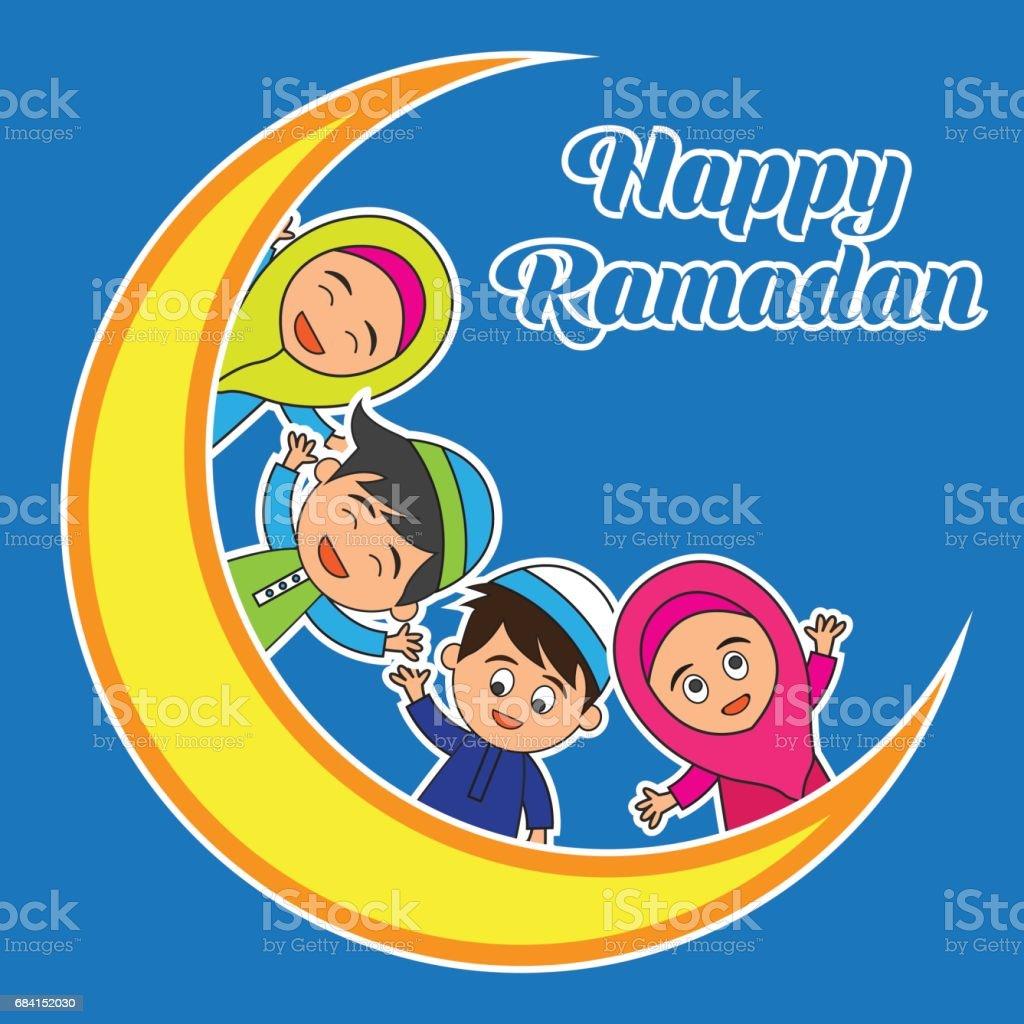 ramadan kareem / mubarak greeting design, vector illustration ramadan kareem mubarak greeting design vector illustration - stockowe grafiki wektorowe i więcej obrazów allah royalty-free
