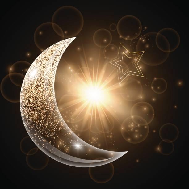 ramadan kareem pattern - religious symbols stock illustrations, clip art, cartoons, & icons