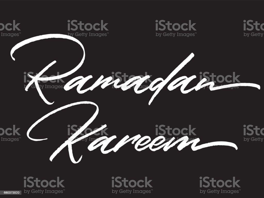 Ramadan kareem text design royalty-free ramadan kareem text design stock vector art & more images of backgrounds