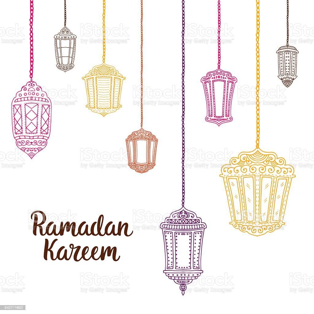 Download Theme Eid Al-Fitr Decorations - ramadan-kareem-theme-vector-id542711602  Collection_7410097 .com/vectors/ramadan-kareem-theme-vector-id542711602