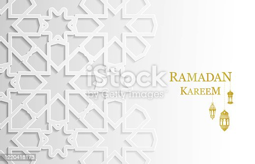 istock Ramadan Kareem 1220418173