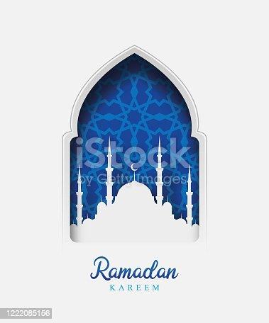 istock Ramadan Kareem 1222085156